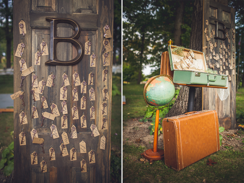 09 farm wedding extra details - Rural Chicago Wedding Photographer // Chantel + Chris