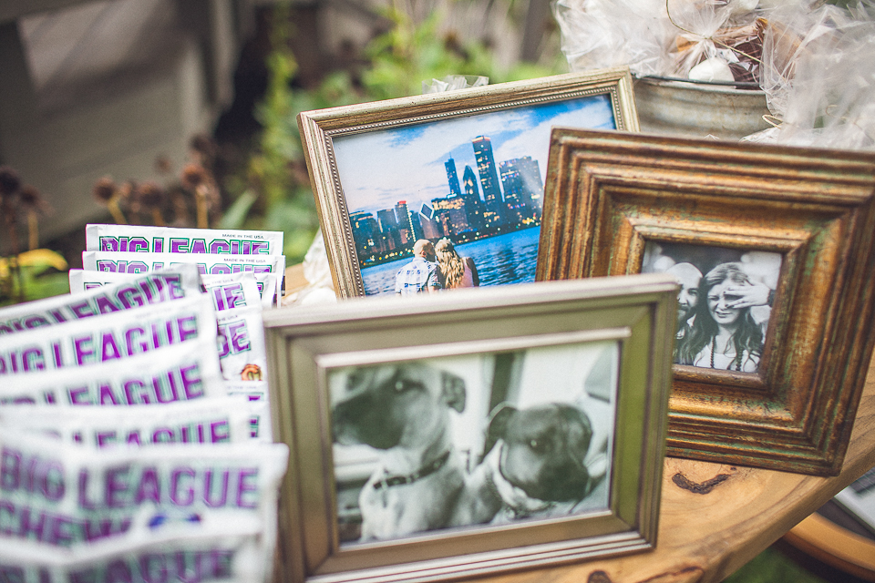 67 details at reception on a farm - Rural Chicago Wedding Photographer // Chantel + Chris