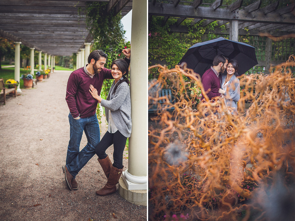 10-1 creative portrait of couple at cantigny park