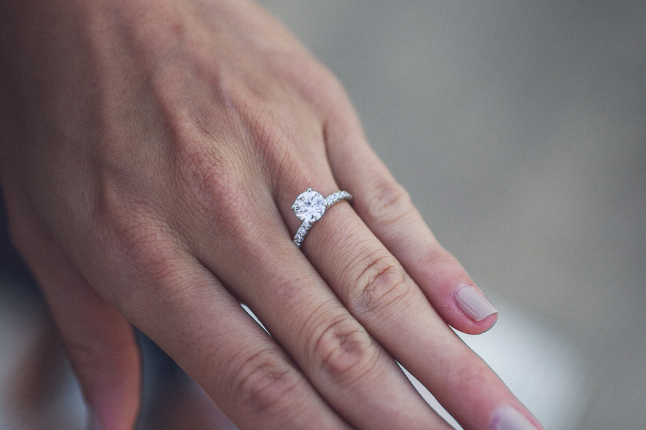 18 engagement ring