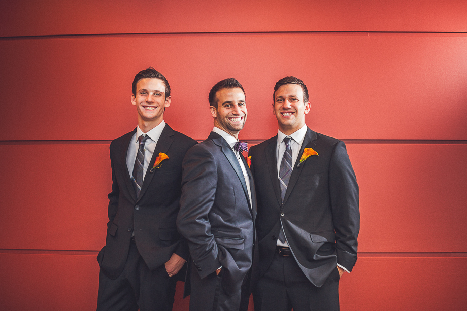 06 broom and best men  chicago wedding photographer