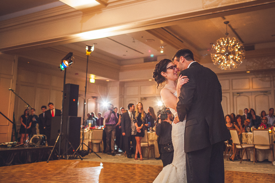 23 first dance  chicago wedding photographer