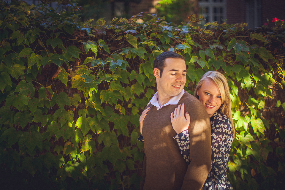 peter gubernat chicago wedding photographer 14 - Ashley + Zach >< Engagement Session Downtown Chicago