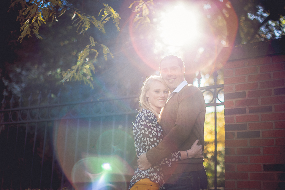 peter gubernat chicago wedding photographer 15 - Ashley + Zach >< Engagement Session Downtown Chicago