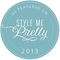 style me pretty - Chicago Wedding Photographer Publications & Accolades