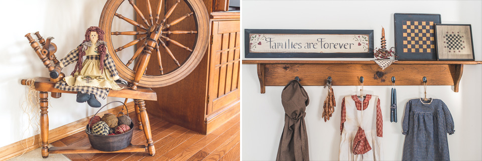04 rustic home details