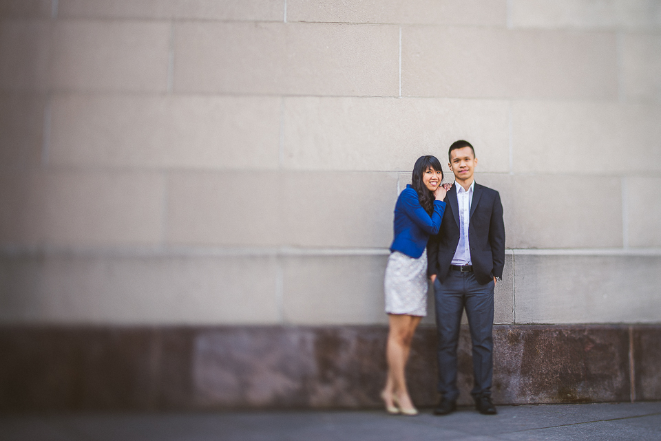 17 chciago wedding photographer - Chicago IL Engagement Photos // Anne + Dennis