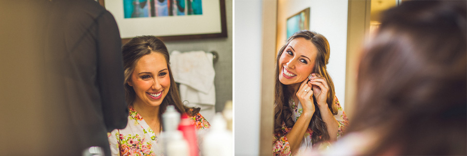 10 hair again - Downtown Chicago Wedding Photography // Mandy + Tim