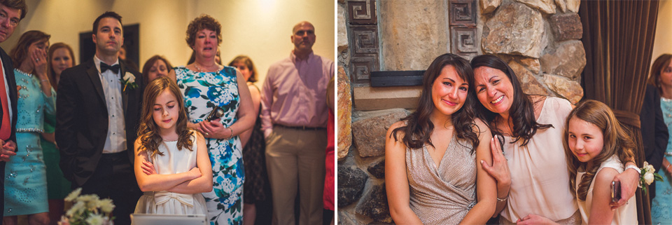 63 crying during dancing - Downtown Chicago Wedding Photography // Mandy + Tim