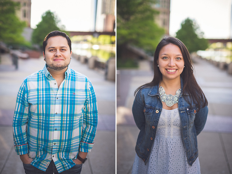 22 - Juan + Carla // Downtown Chicago Lakefront Engagement Session