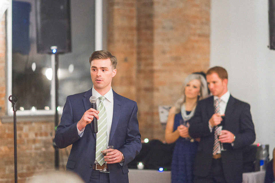 43 speech by groomsman