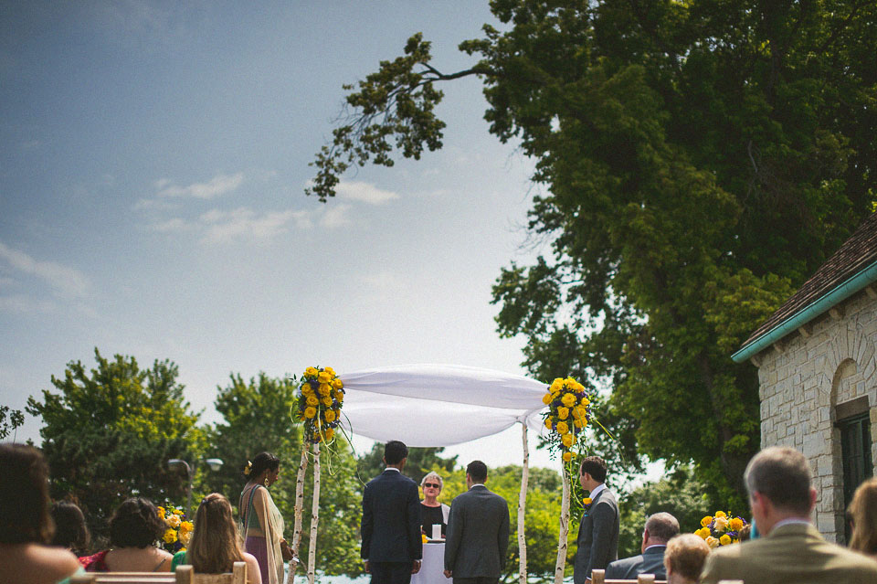 12 gay wedding at promontory point in chicago - Chicago Wedding Photographers // Sal + David