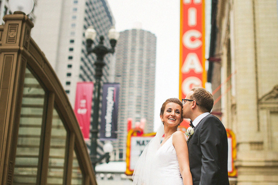 13 chicago wedding photography - Downtown Chicago Wedding Photographer // Bart + Sanda