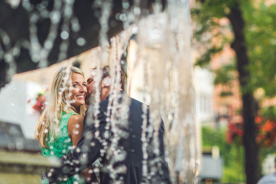 Engagement Photos in Chicago // Kelly + Mike