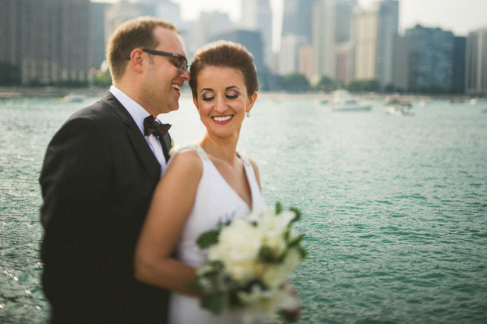 20 tilt shift creative bridal portrait