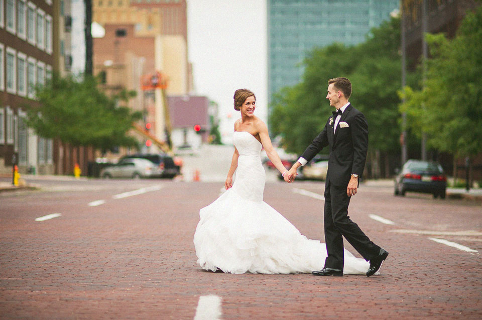 Omaha Wedding Photography // Andy + Nicole