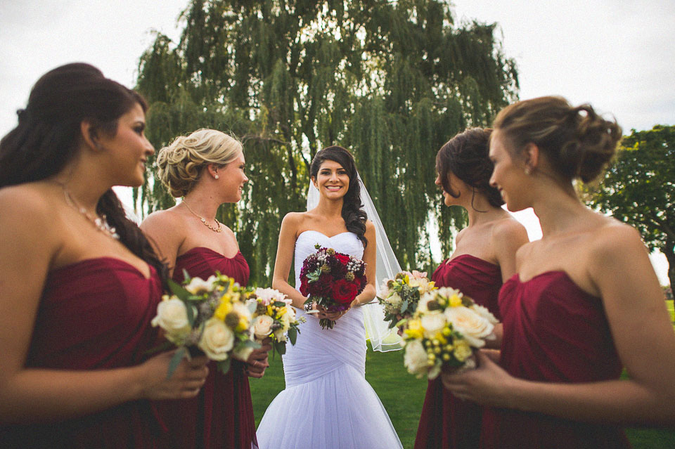 20 gorgeous bride at arrowhead golf club