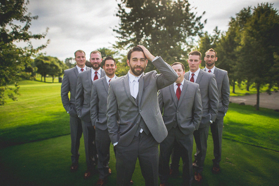 22 groom with groomsmen at wheaton wedding