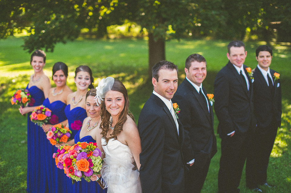 33 bridal party photos
