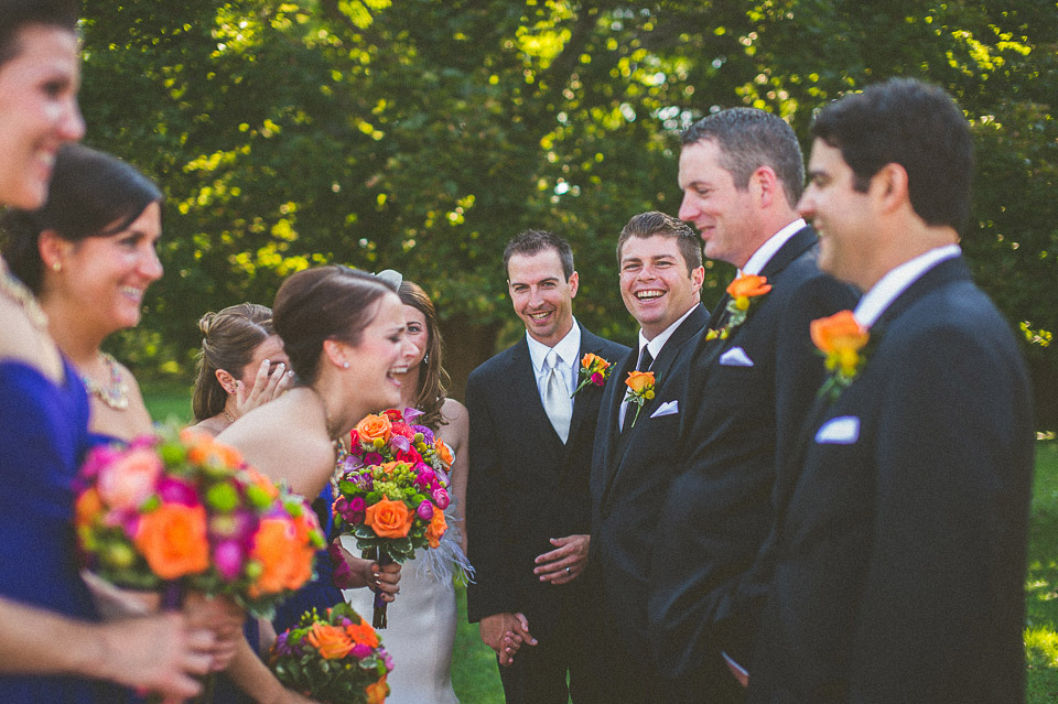 34 fun bridal party photos - Susan + Jack // Lake Geneva Wedding Photography