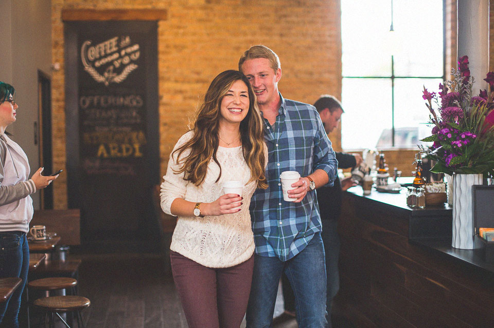 05 best engagement photographer in chicago - Wicker Park Chicago Engagement Photos // Mandy + Mike