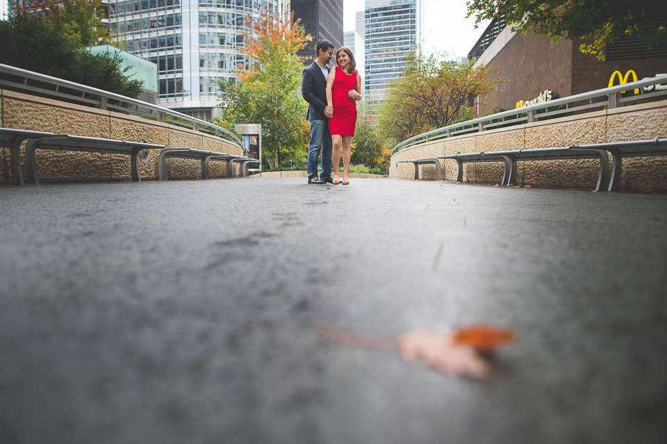 08 fall engagement photos in chicago - Fall Engagement Photos in Chicago // Mandy + Brian