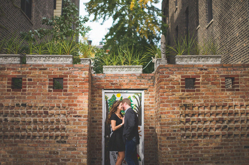 10 wicker park chicago engagement photos