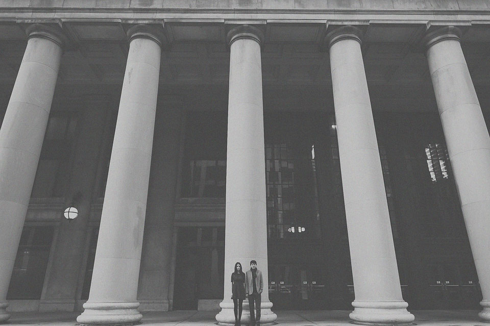 14 creative engagement and wedding photos at union station