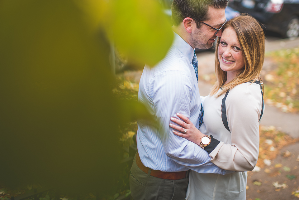 06 fall engagement photos - Best Engagement Photography in Chicago // Katie + Chris