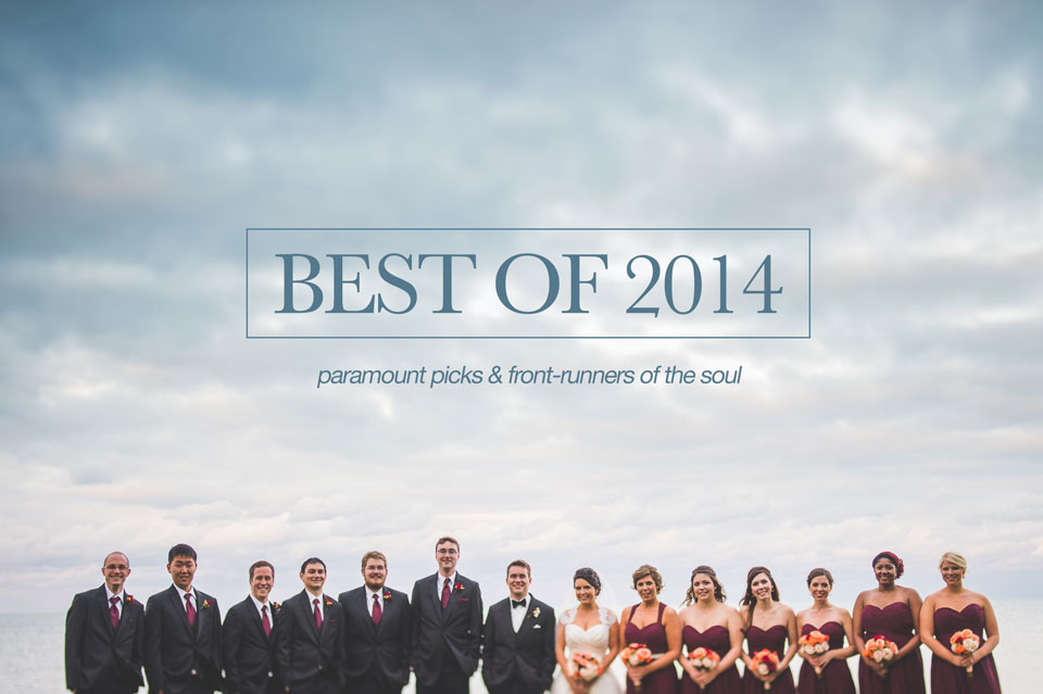 Best Photos of 2014 // Chicago Wedding Photographer
