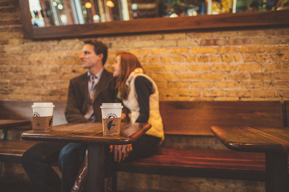 07 coffee shop engagement photographer