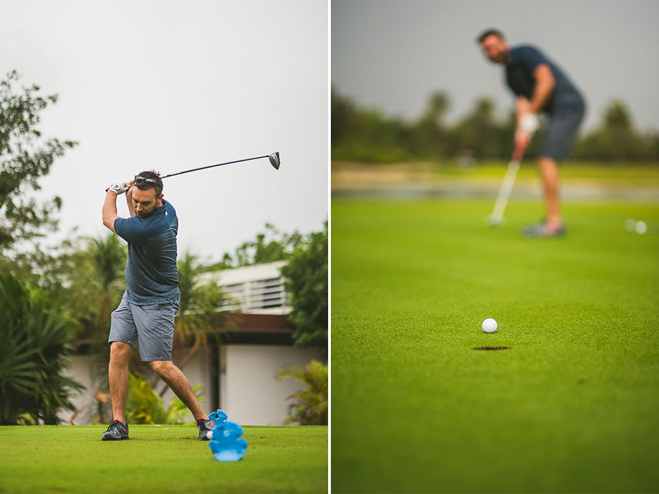 15 great golf shots by groom