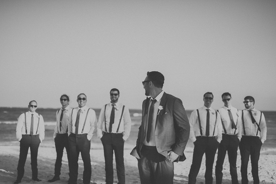 57 groom and groomsmen