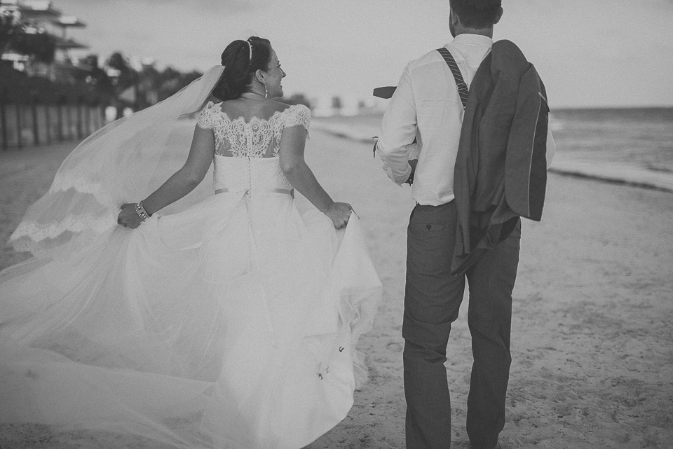 71 black and white wedding photos in mexico