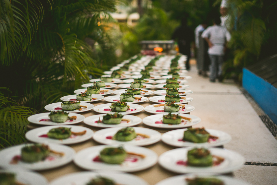 87 food in mexico wedding
