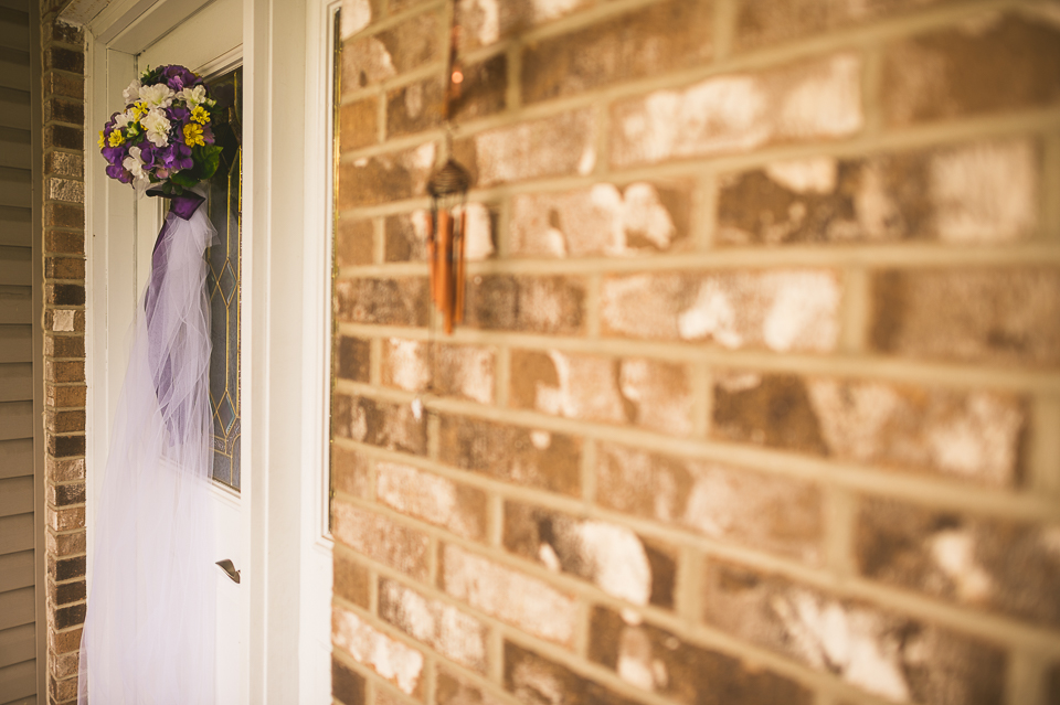 01 brides house - Gintare + AJ // Chicago Wedding Photography