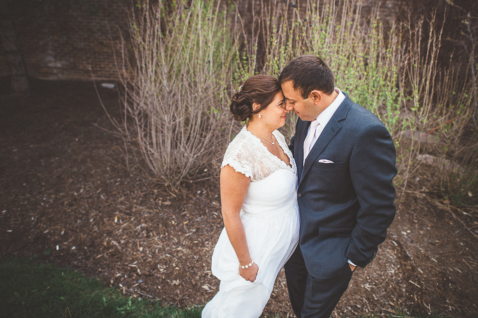 Carla + Dan // Chicago Wedding Photographer