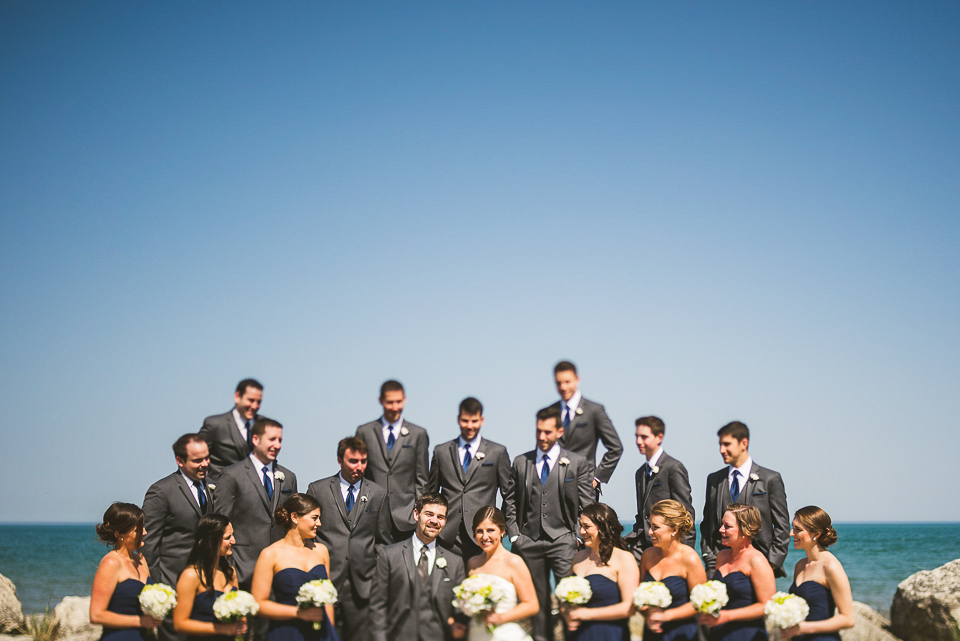 23 bridal party