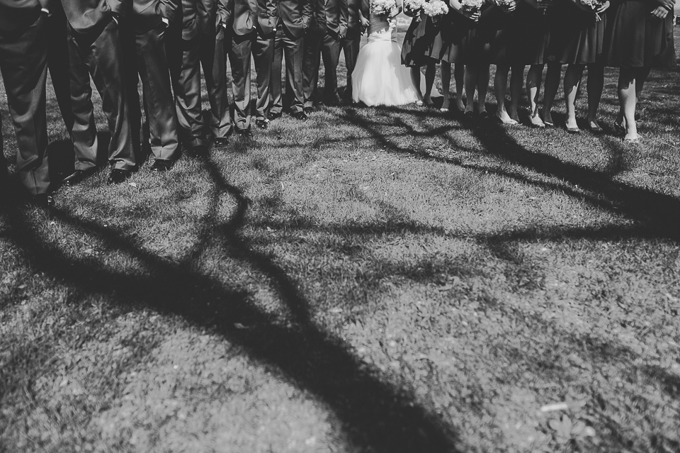25 artistic bridal party