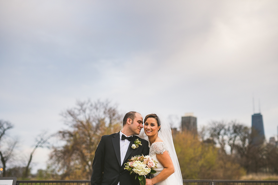 Pam + Vinny // Chicago Wedding Photographer