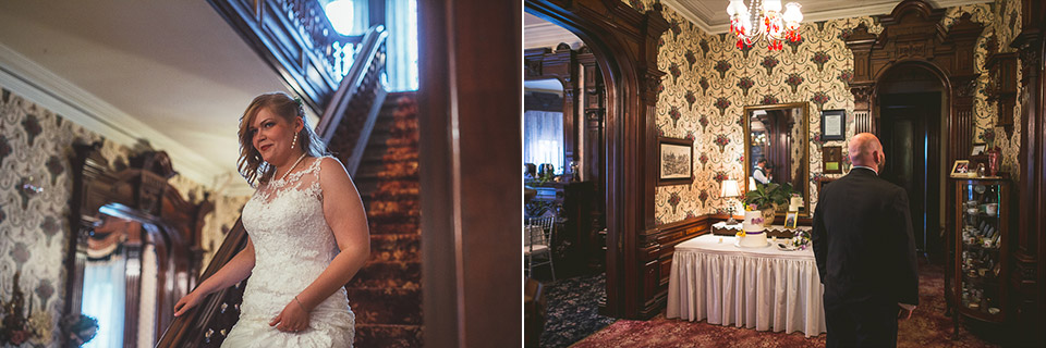27 first look - Gintare + AJ // Chicago Wedding Photography