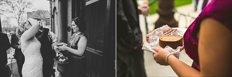 50 lituanian ritual - Gintare + AJ // Chicago Wedding Photography