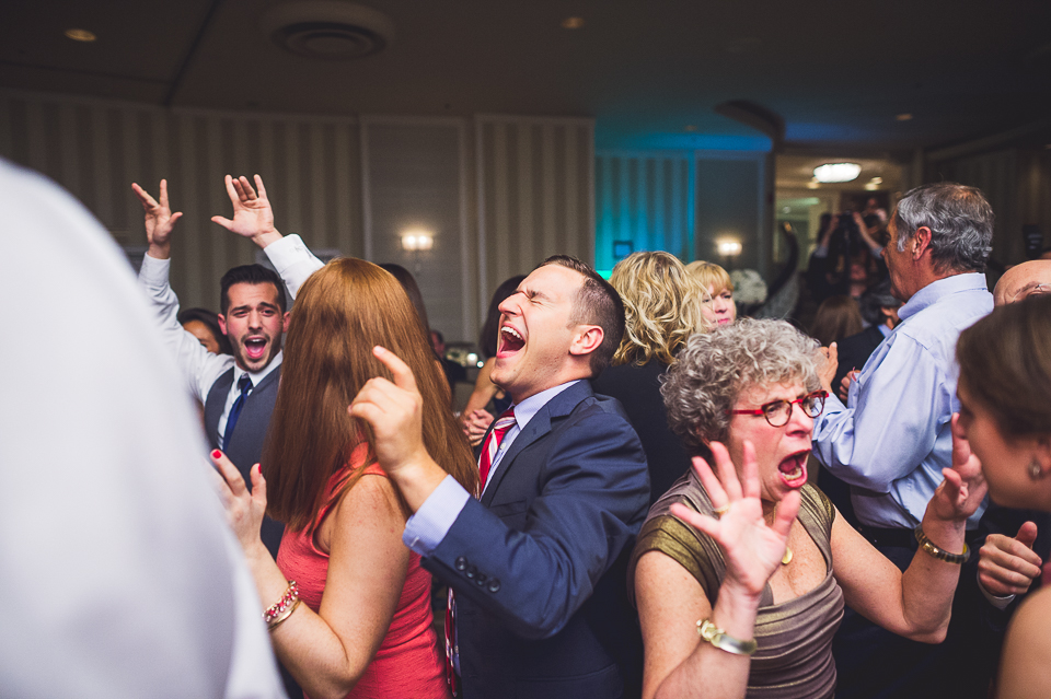 59 epic dancing at wedding - Mandy + Brian // Chicago Wedding Photographer