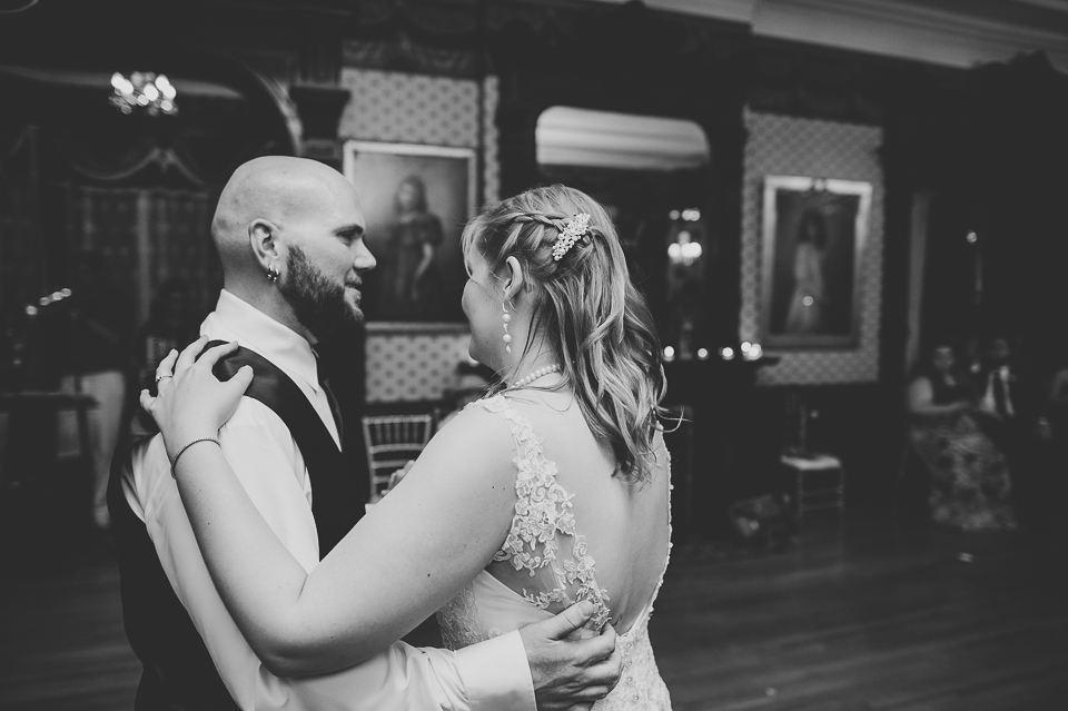 60 first dance - Gintare + AJ // Chicago Wedding Photography