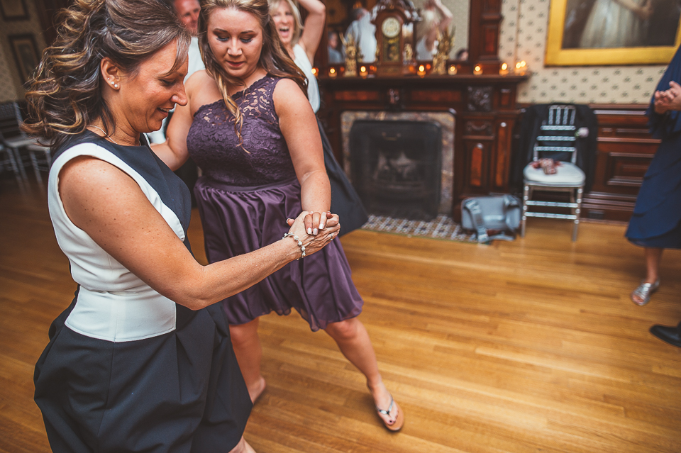 64 dancing at reception - Gintare + AJ // Chicago Wedding Photography