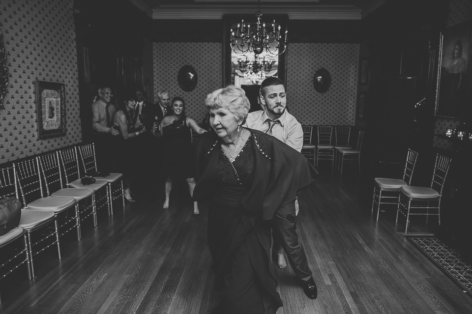 68 black and white wedding photos - Gintare + AJ // Chicago Wedding Photography
