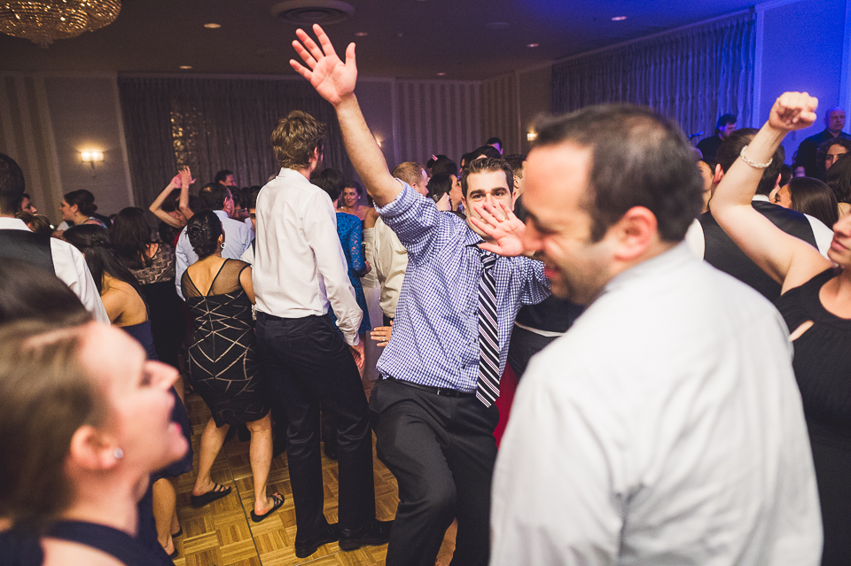 77 funky dancing - Mandy + Brian // Chicago Wedding Photographer