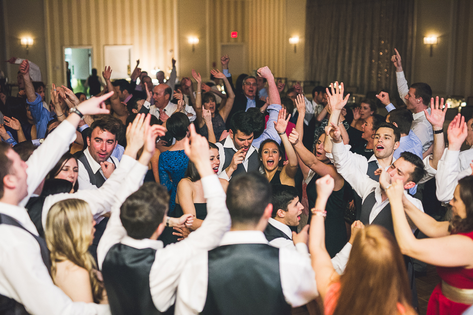 82 big party - Mandy + Brian // Chicago Wedding Photographer