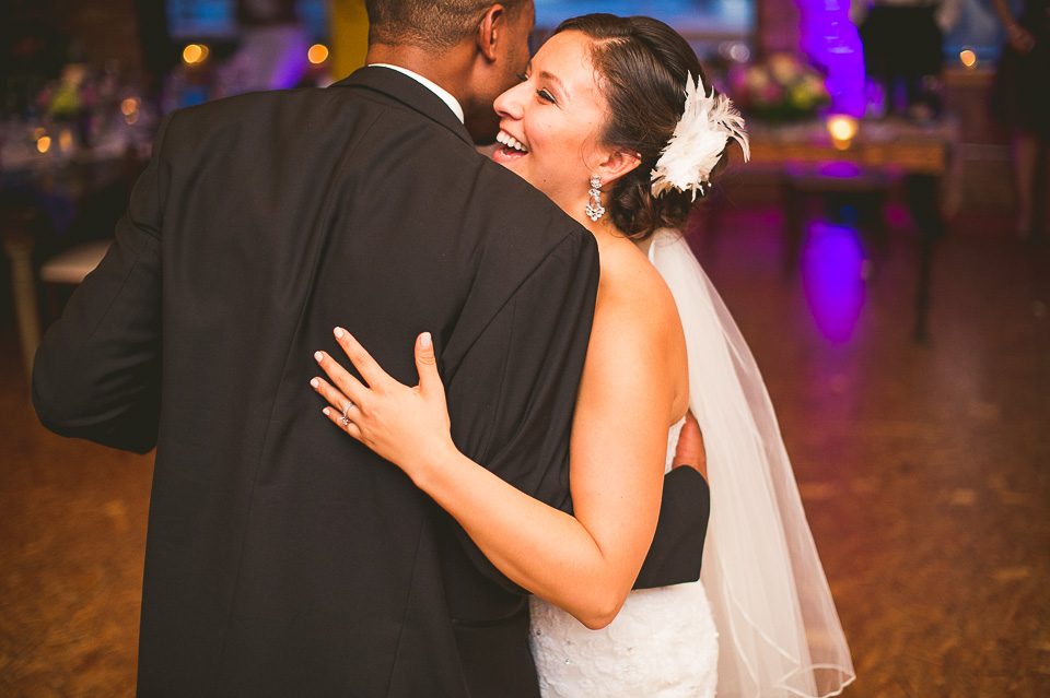 50 first dance - Teresa + Manuel // Chicago Wedding Photography