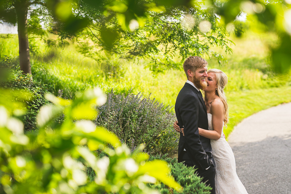 Centennial Park Gardens Wedding // Courtney + Greg